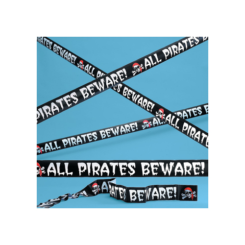 Pirates Beware Decorative Tape