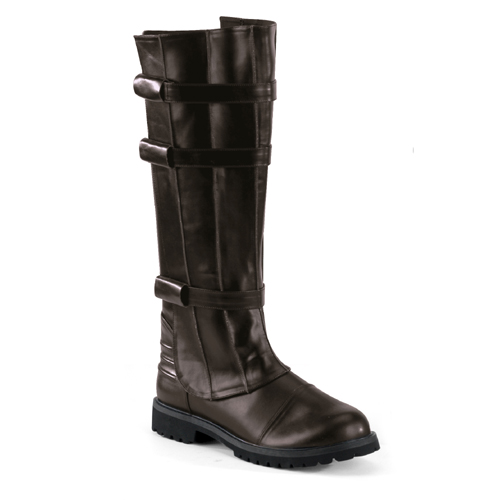 Pirate Boots - Walker-130 Brown