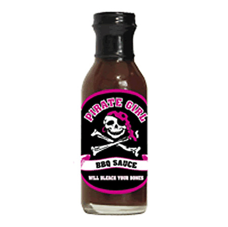 Pirate Barbecue Sauce - Pirate Girl