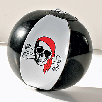 Pirate Beach Ball