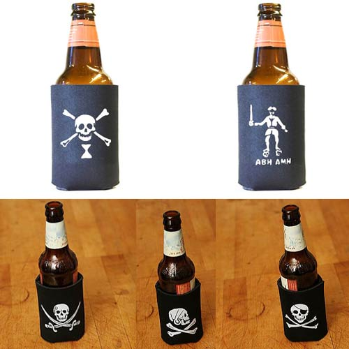 Famous Pirates Koozie Set