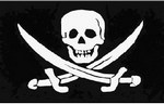 Polyester Pirate Flags
