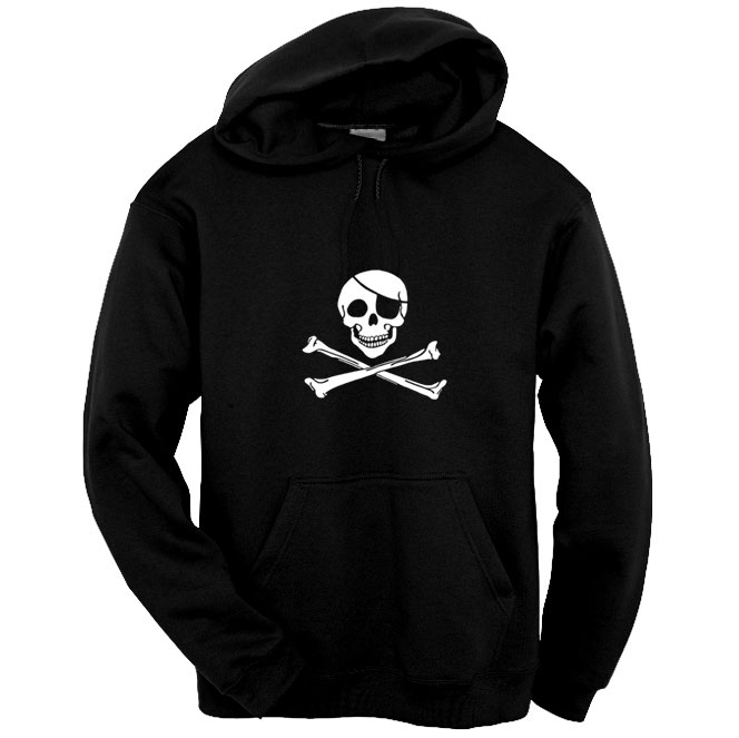Classic Jolly Roger - Unisex Hoodie