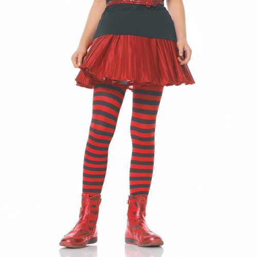 Kids Striped Tights