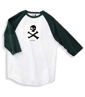 3/4 Length pirate. Shirt
