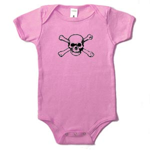 One Piece (pink or white) - Skull & Bones 2