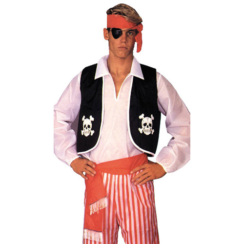 Home u003e Pirate Costumes u003e Menu0027s Pirate Costumes u003e Mens Instant Pirate Costume Kit  sc 1 st  Piratemerch & Mens Instant Pirate Costume Kit