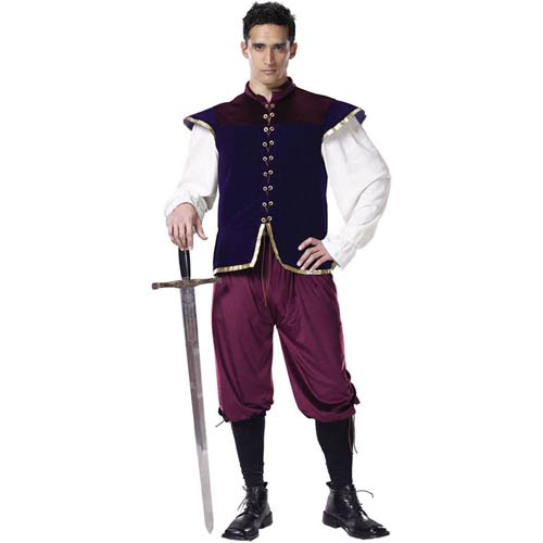 Period Men's Pirate / Noble Costume