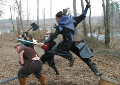LARP Swords, Knives & Daggers