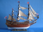 Regal Model Pirate Ship