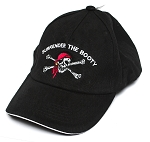 Pirate Baseball Hat - Surrender The Booty
