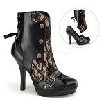 Womens Pirate Shoes - Pirate High Heels