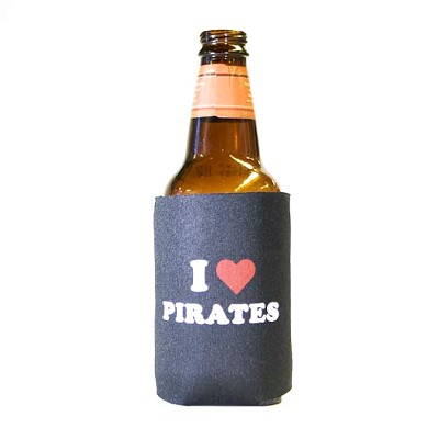 (Koozie) I Heart Pirates
