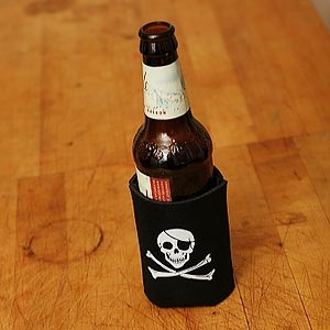 (koozie) Original Jolly Roger