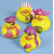 Pirate Girl Rubber Duckies 12 Pack