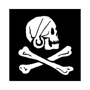 Pirate Sticker - Henry Avery