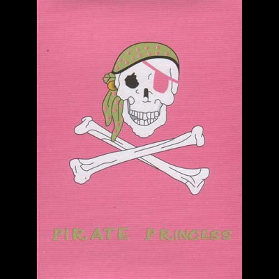 Pirate Playing Cards - Pirate Princess