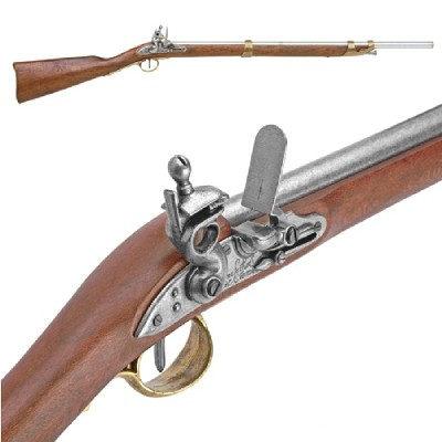 Pirate Musket - 18th Century French Gun