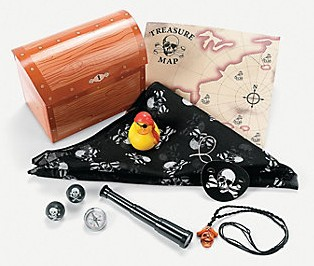 Pirate Party Favor Set